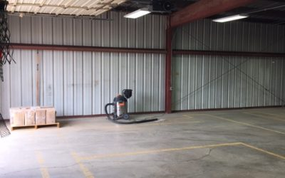 DARYCA – Warehouse Shelving
